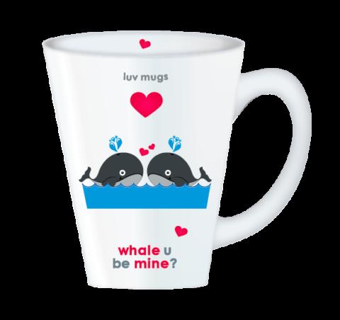 whale u be mine
