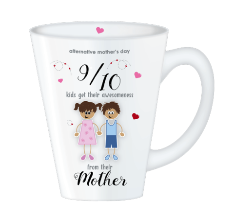 Mother's Day 9 Tenths mug