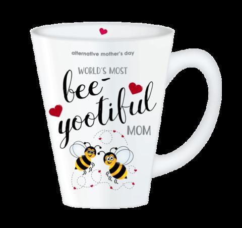 Mother's Day Beeyootiful mug