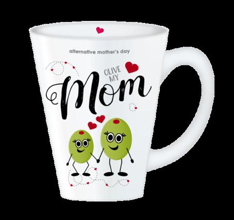 Mother's Day Olive Girl mug