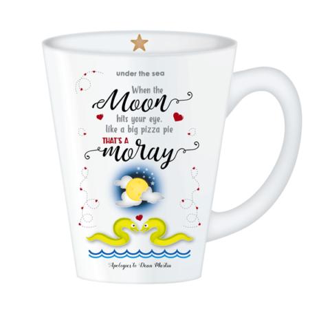 Under The Sea Moray Mug