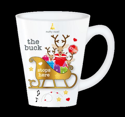 Christmas Mugs – Buck Stops