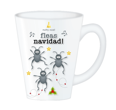 Christmas Mugs – Fleas