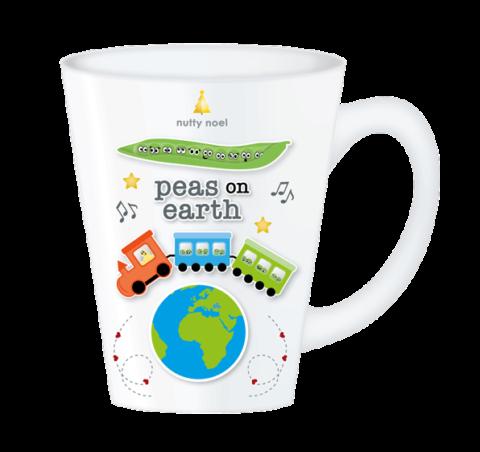 Christmas Mugs – Peas