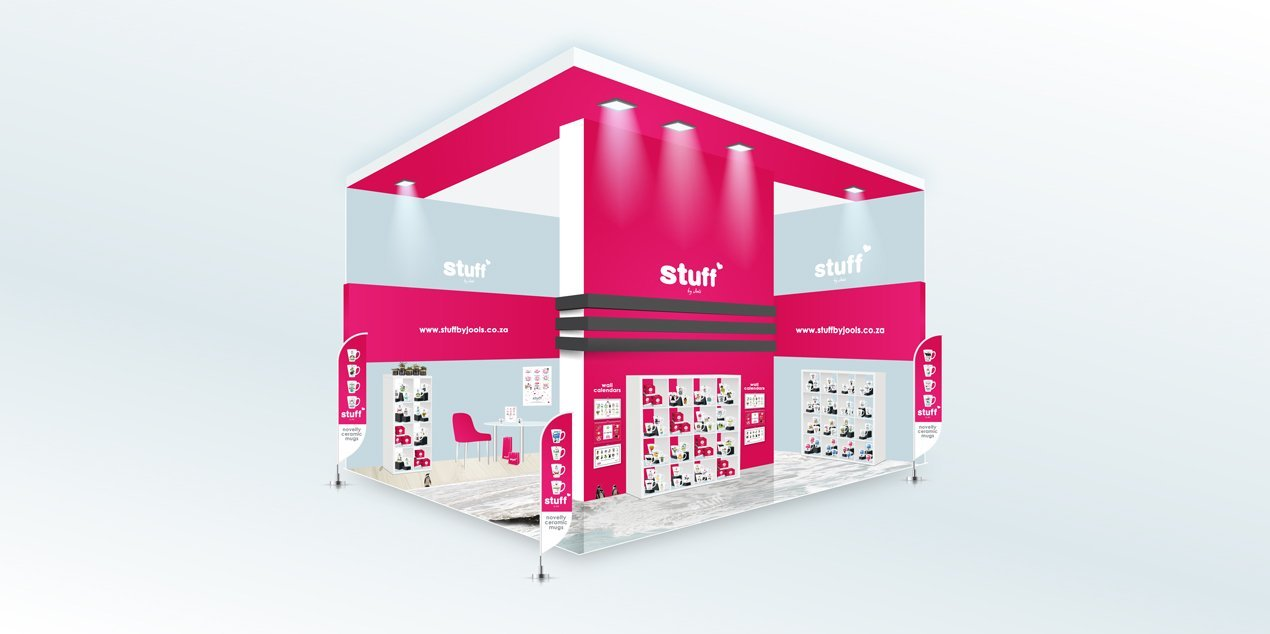SBJ Exhibition Stand