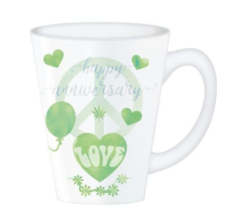 Hippy Mugs Anniversary (Green)