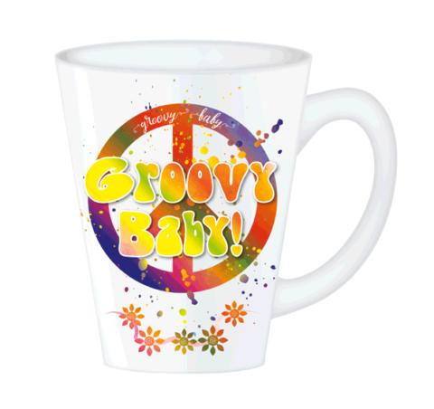 Hippy Mugs Groovy