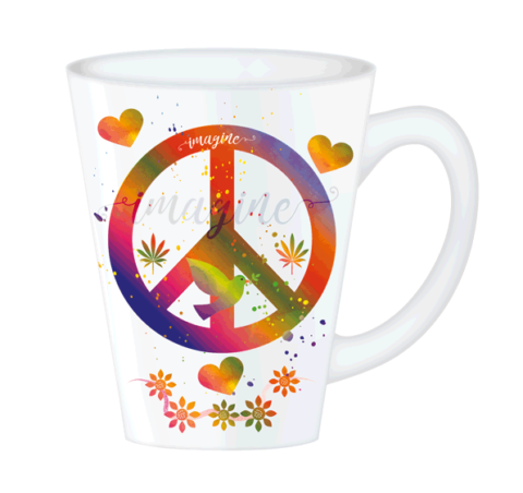 Hippy Mugs Imagine