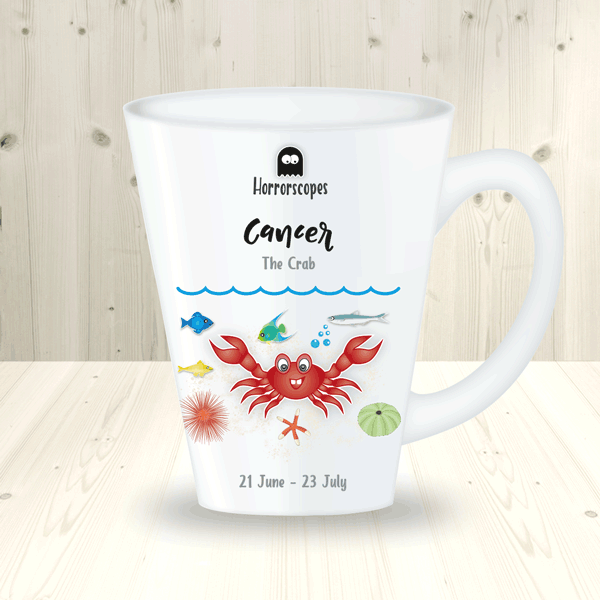 zodiac mugs cancer