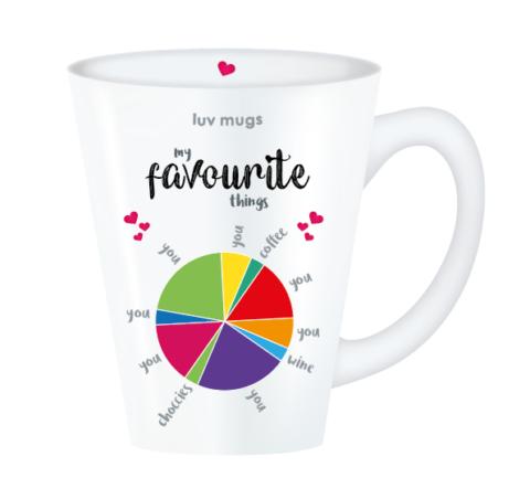 favourite things mug