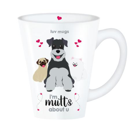 mutts about you mug