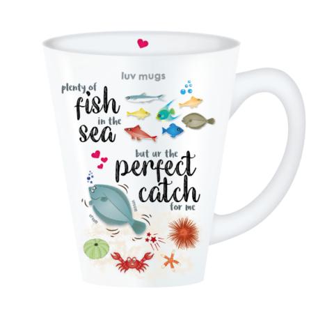 plenty of fish mug